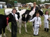 1st, 2nd and 3rd plac ewinners in the Novice Stockperson competition were  Leon Cobey (killinkere) Setanta Gaynor (Mullagh) and Niamh Shanley (Mountain Lodge) with judge Kathleen Kelly